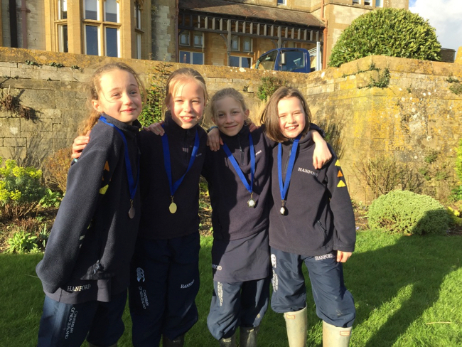 Hanford School-Clayesmore Relays match report
