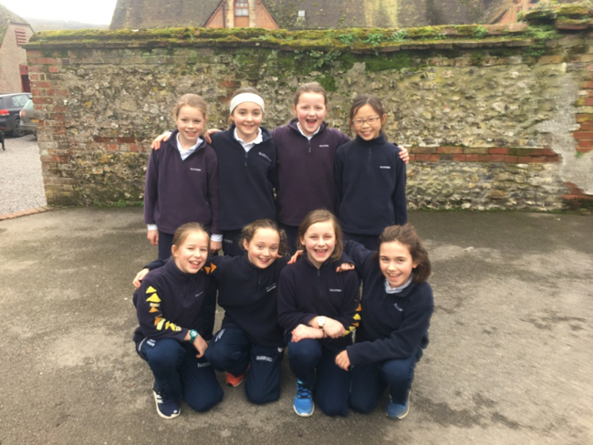 Hanford School-Netball v Clayesmore