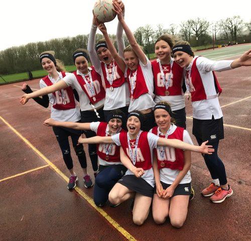Hanford School-Dorset County Netball Finals