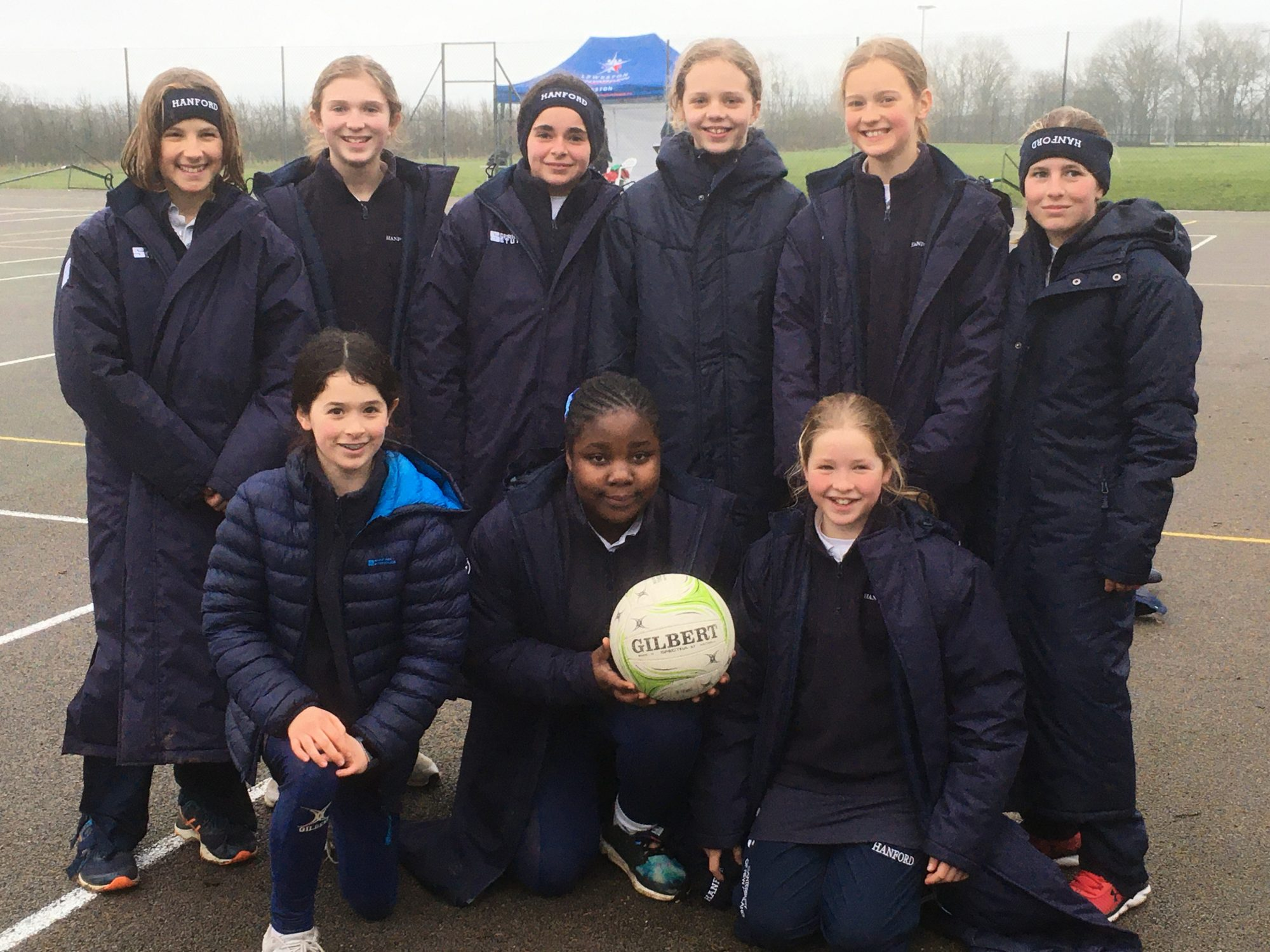 Hanford School-North Dorset Netball Tournament 1