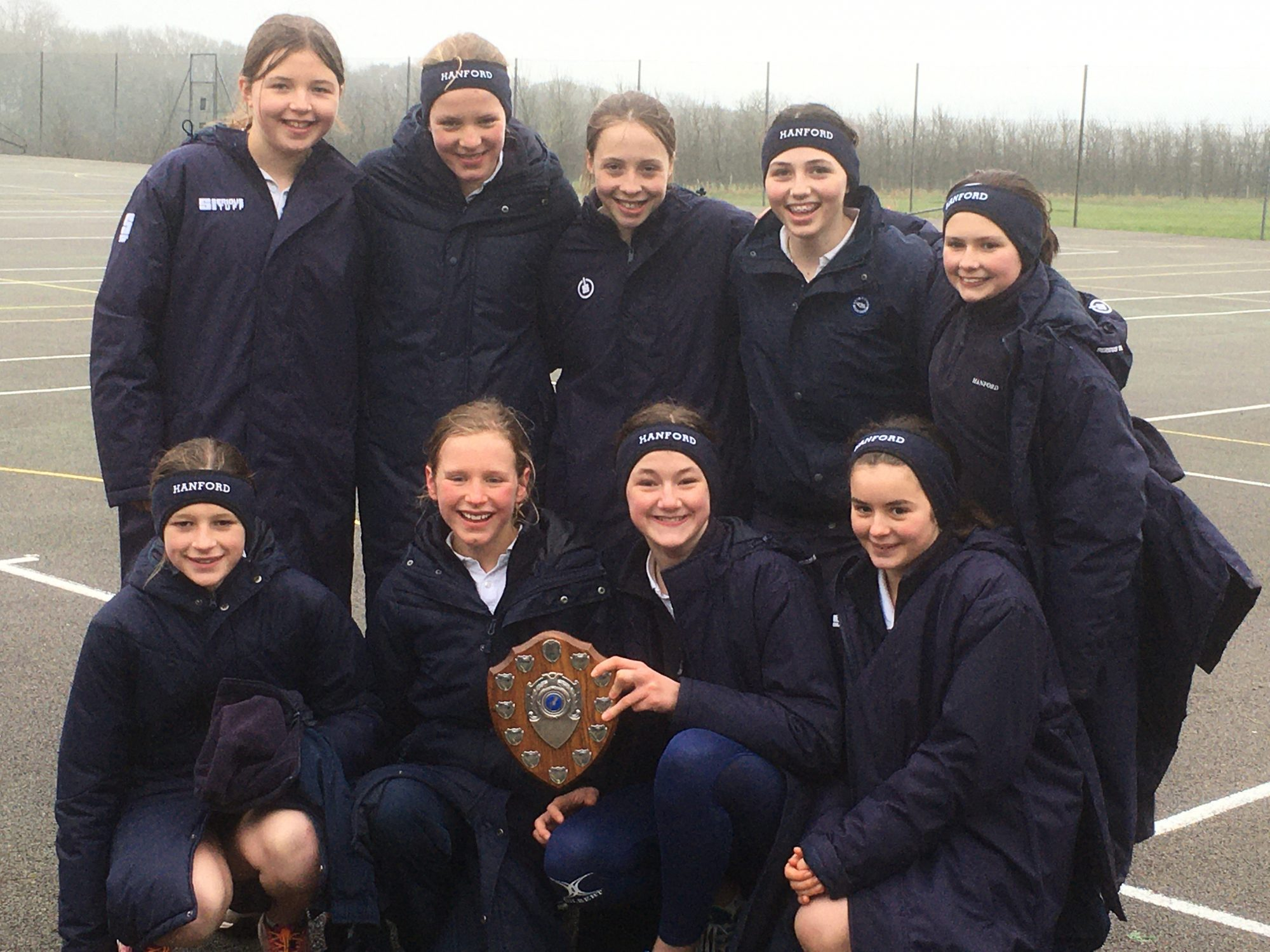 Hanford School-North Dorset Netball Tournament