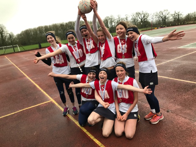 Hanford School-U13 Netball team qualify for National Prep Schools Netball tournament 1