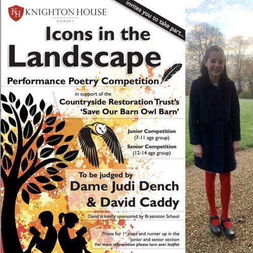 Hanford School-Wise Words - Poetry Competition Winner 1