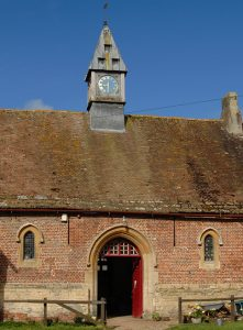 Hanford School-A Stable Roof 1