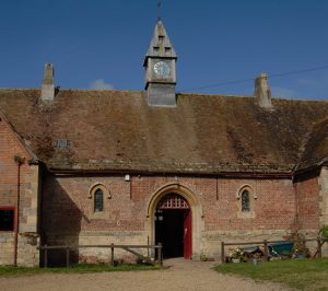 Hanford School-A Stable Roof