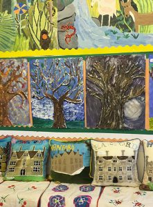 Hanford School-Art Barn