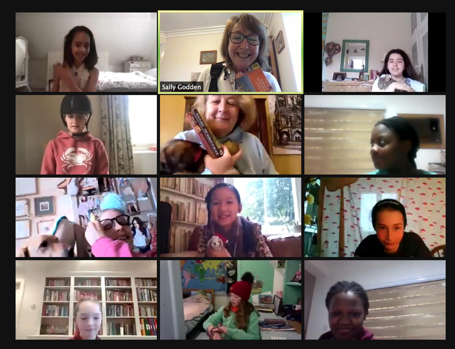 Hanford School-Hanford Well-being Day 1