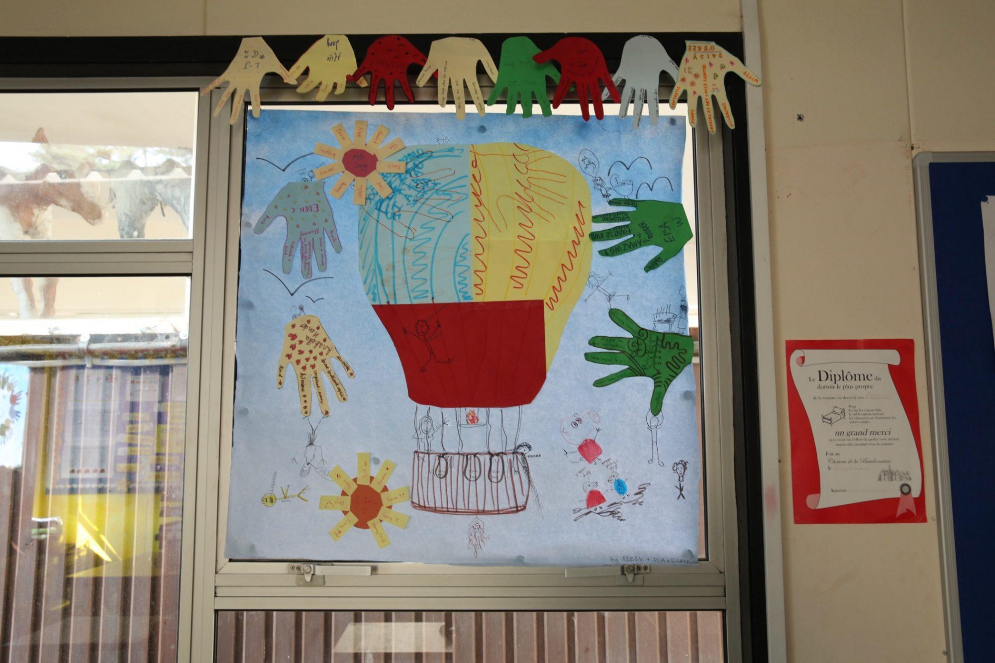 Hanford School-Hanford Well-being days 6