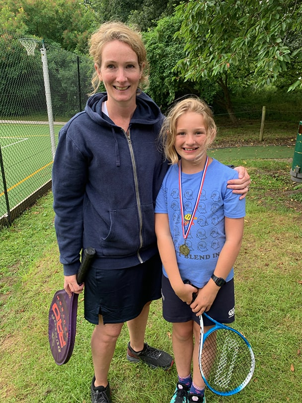 Hanford School Mothers' and Daughters' Tennis