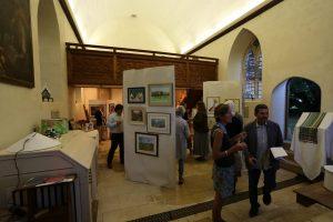 Hanford School-Art for Art Barn Drinks Reception 4