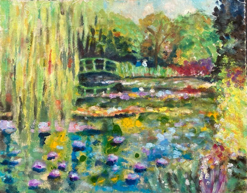 Hanford School-Art for the Art Barn Auction 15