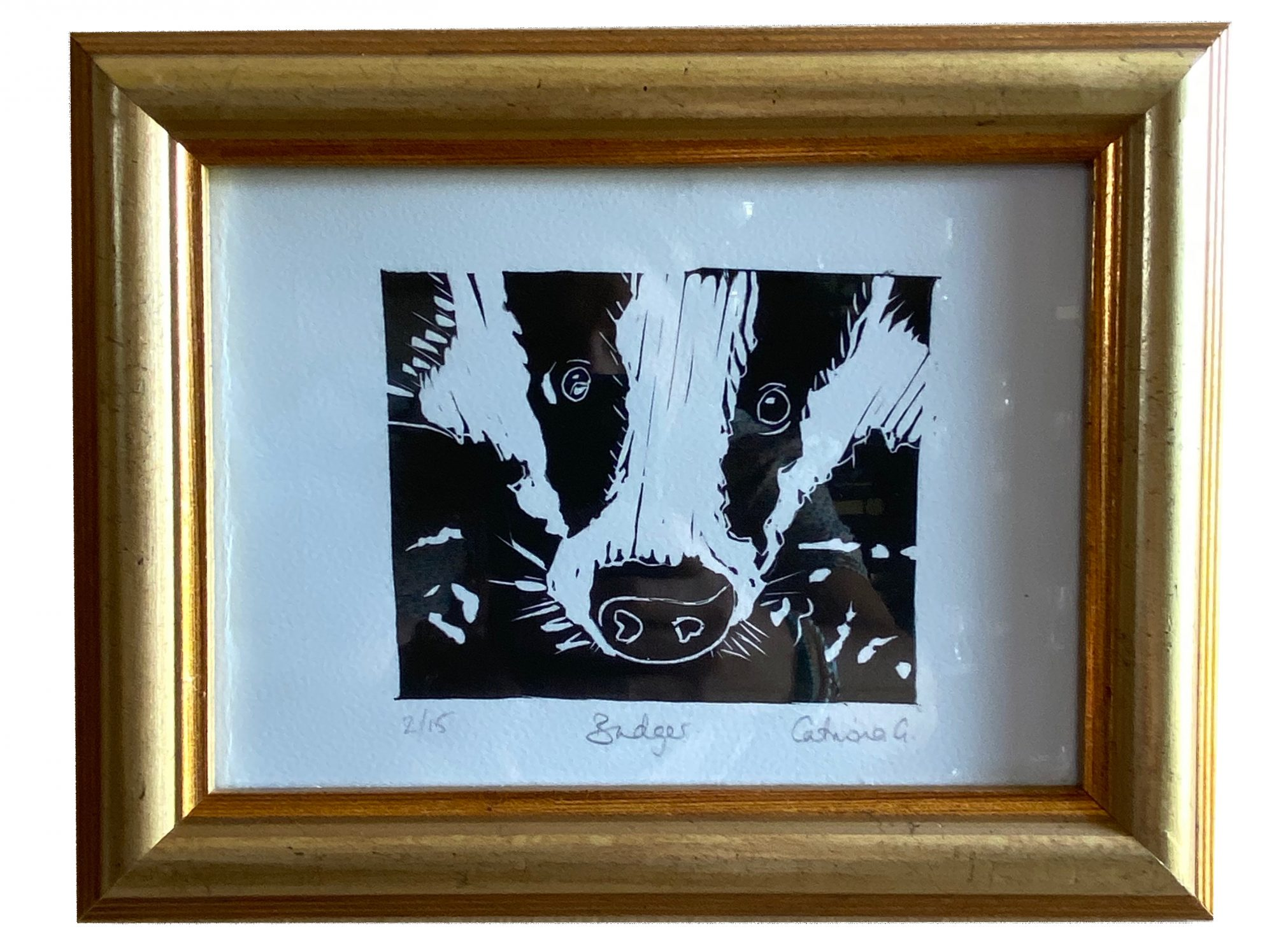 Hanford School-Art for the Art Barn Auction 16