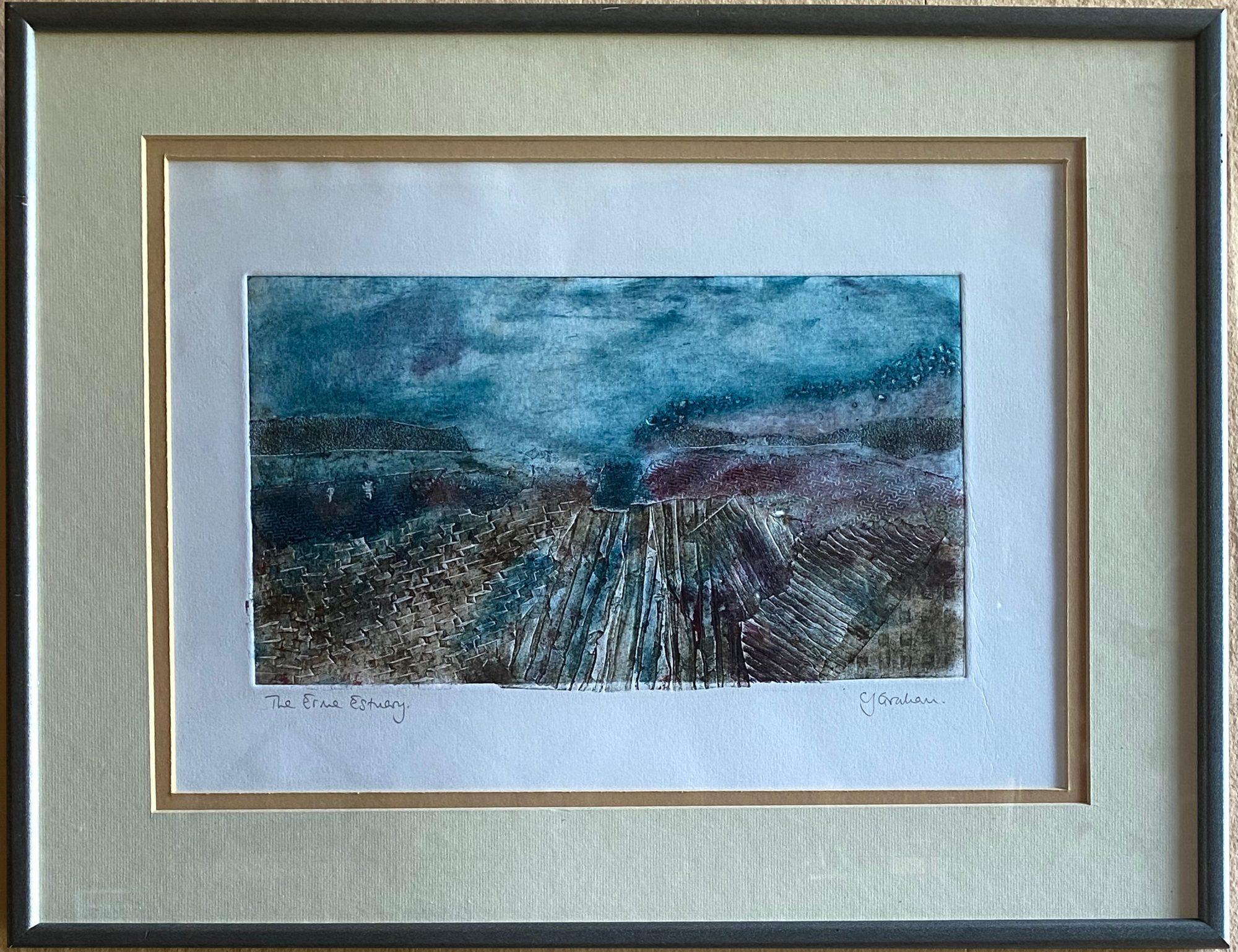 Hanford School-Art for the Art Barn Auction 17