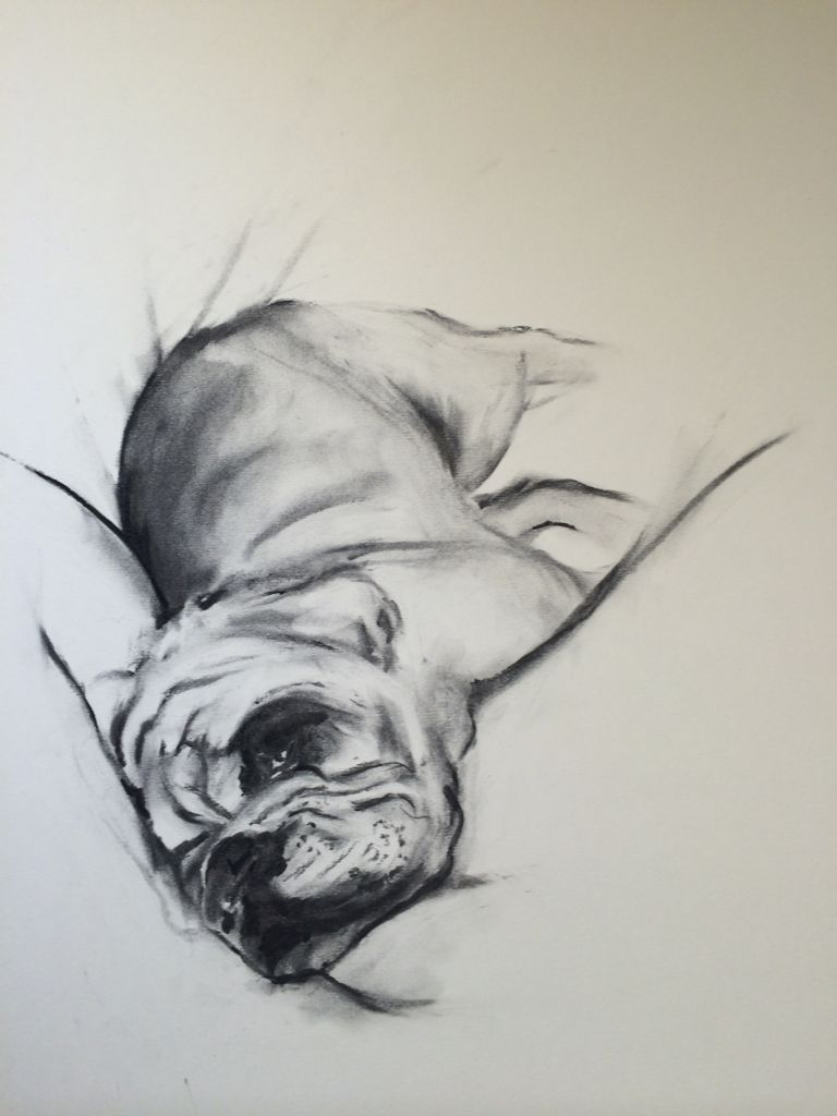 Hanford School-Art for the Art Barn Auction 25