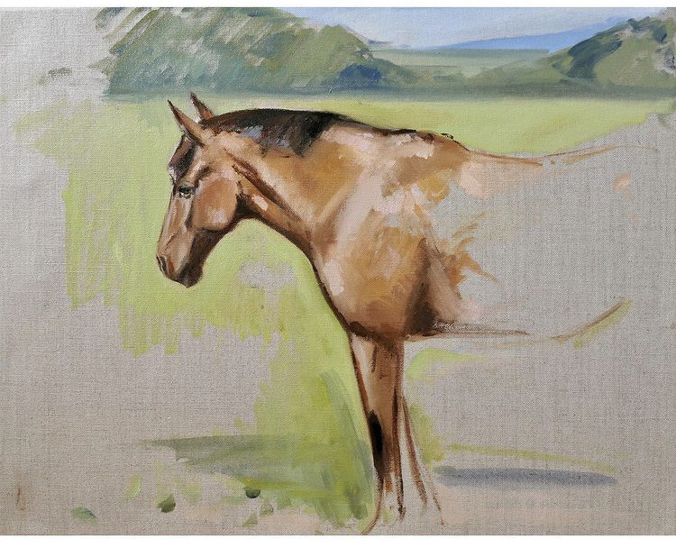 Hanford School-Art for the Art Barn Auction 27