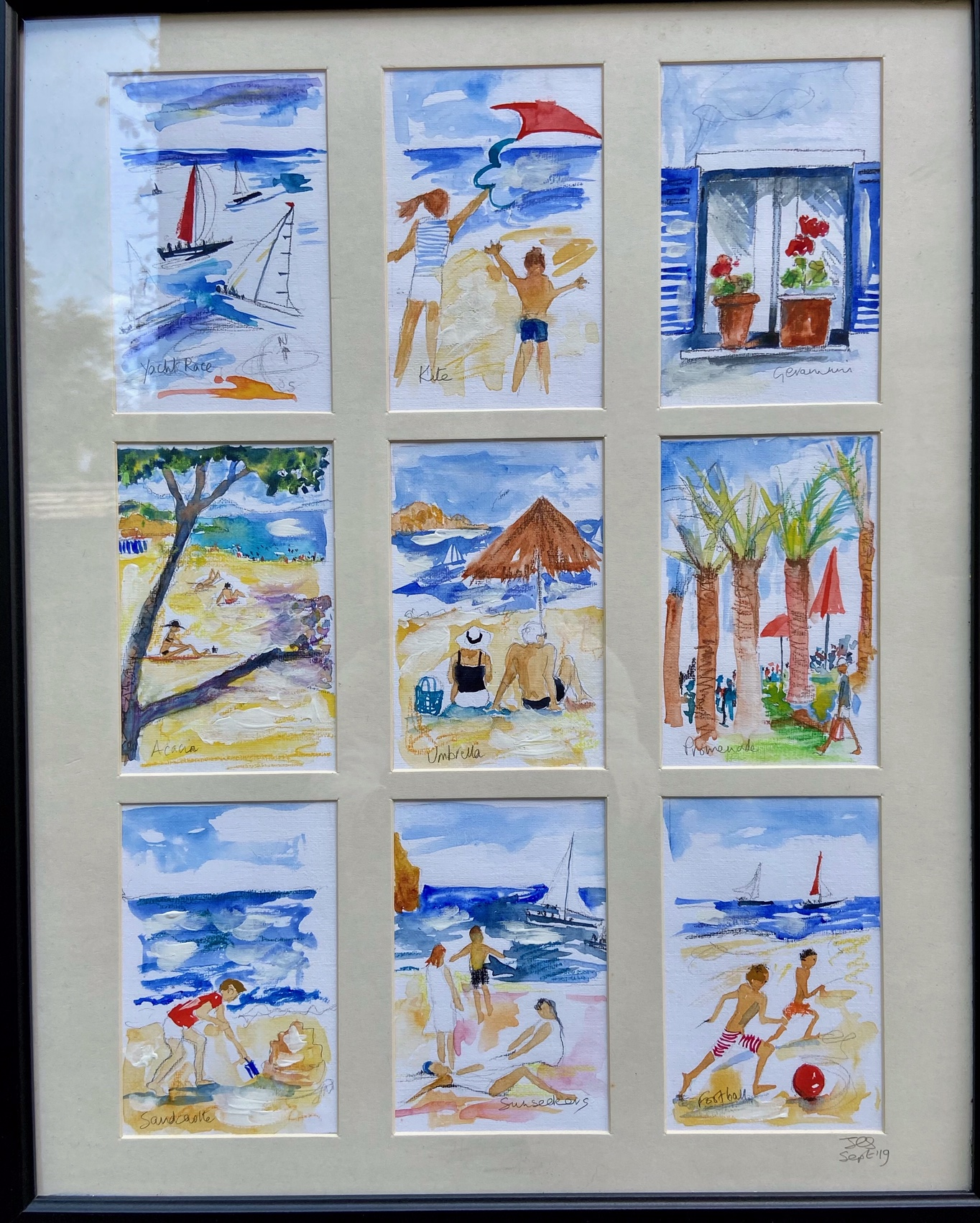 Hanford School-Art for the Art Barn Auction 41