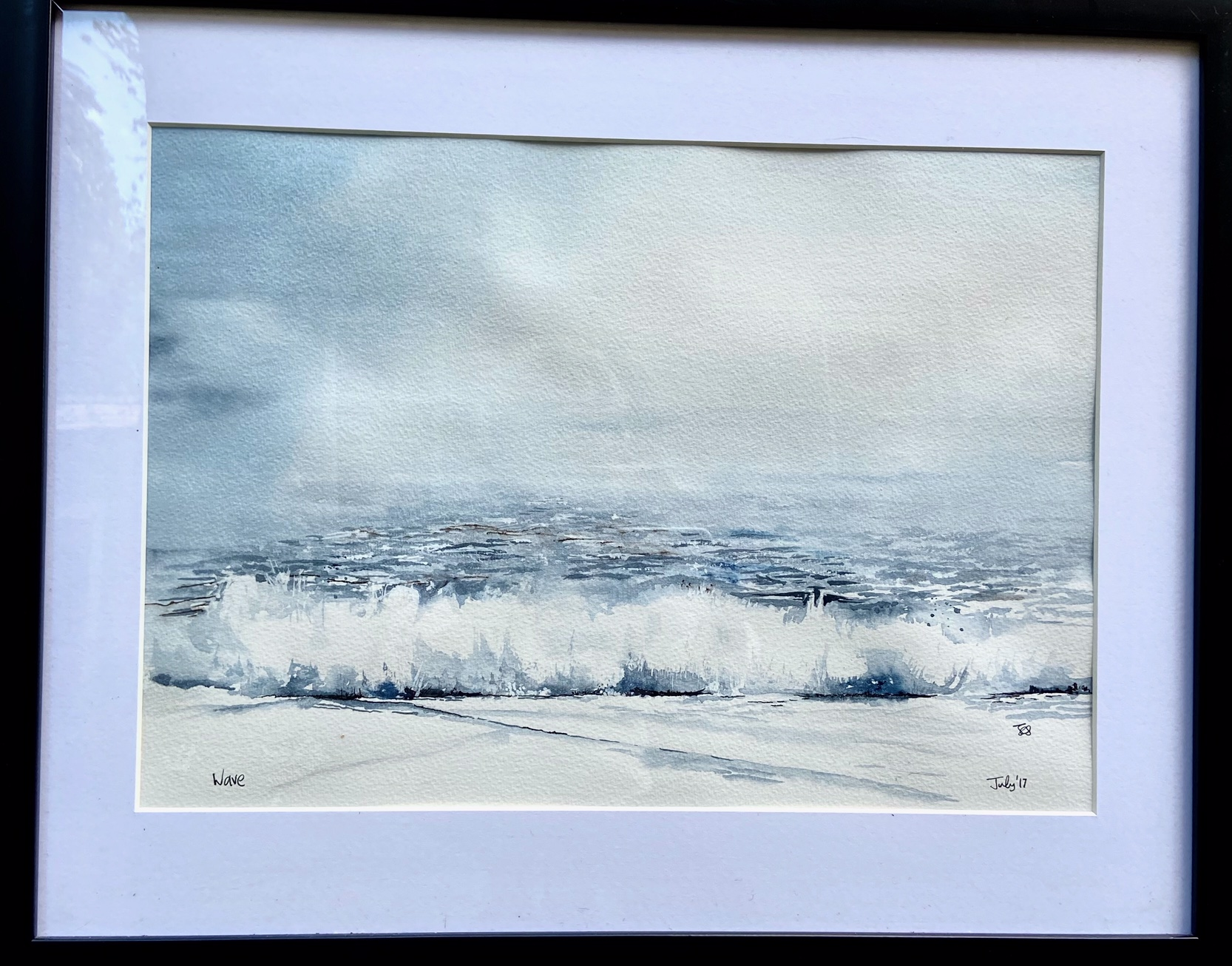Hanford School-Art for the Art Barn Auction 42