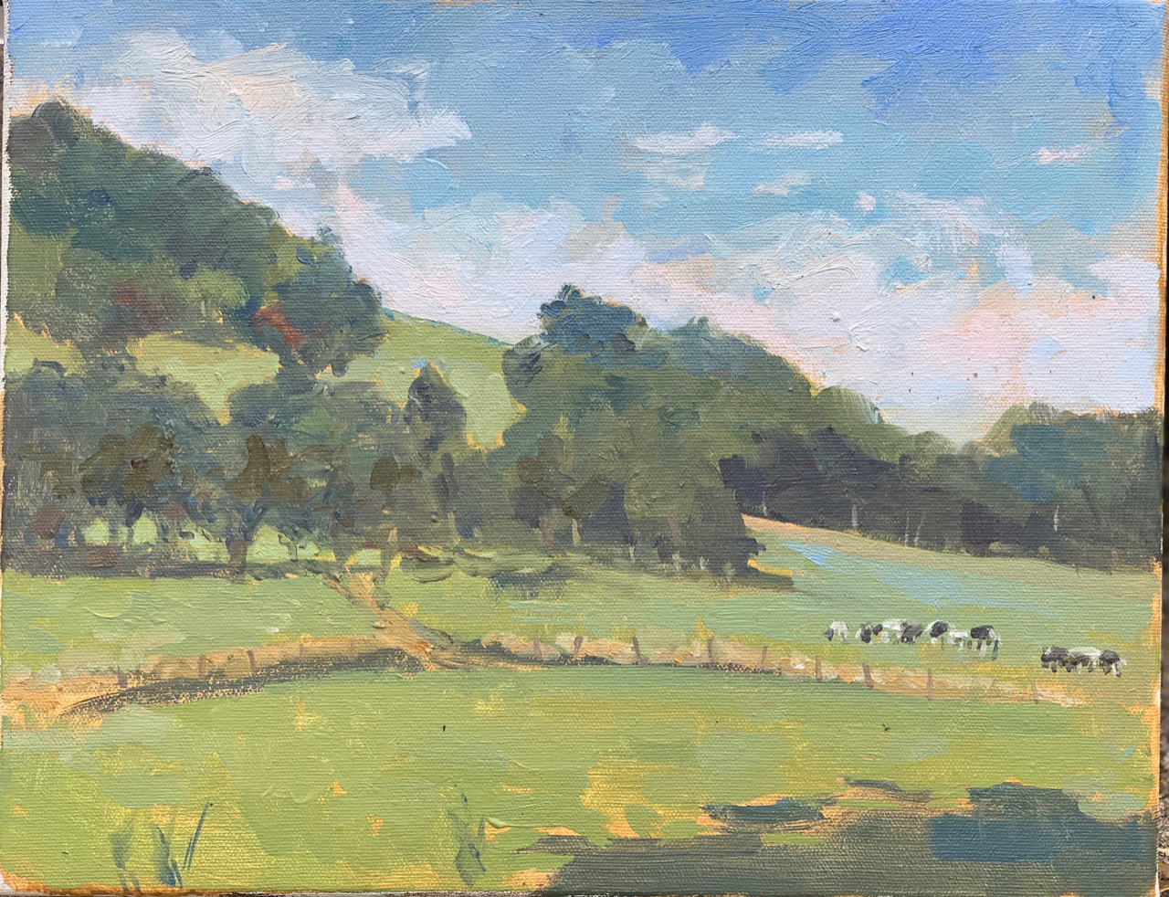 Hanford School-Art for the Art Barn Auction 46