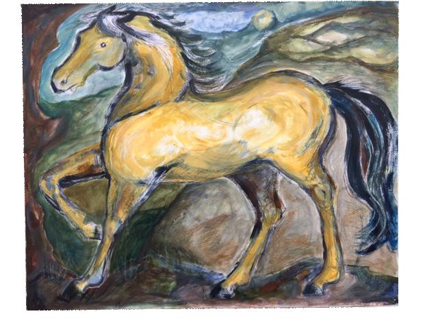 Hanford School-Art for the Art Barn Auction 3