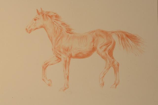 Hanford School-Art for the Art Barn Auction 51