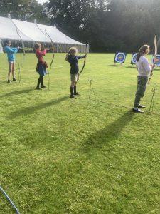 Hanford School-Archery
