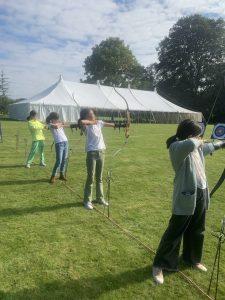 Hanford School-Archery 2