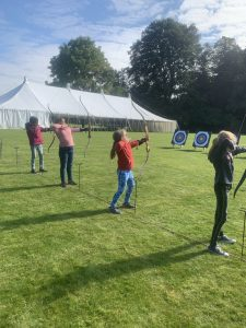 Hanford School-Archery 4