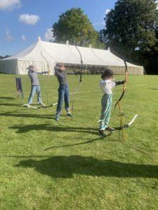 Hanford School-Archery 5