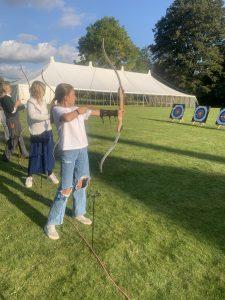 Hanford School-Archery 6