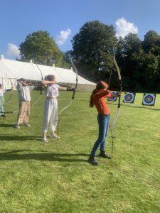 Hanford School-Archery 7
