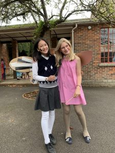 Hanford School-Mrs C's Day 40
