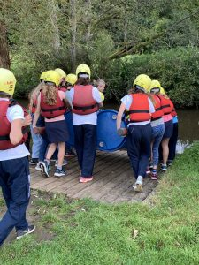 Hanford School-Trip to Mill on the Brue 3
